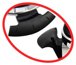 Poignées ergonomique - autocuisseur